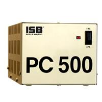 REGULADOR SOLA BASIC ISB PC 500 FERRORESONANTE 500VA / 400W 4 CONTACTOS COLOR BEIGE