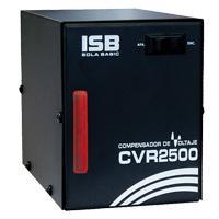 COMPENSADOR DE VOLTAJE SOLA BASIC CVR-2500 EE  2500VA  /  1500W 1 CONTACTO SOLA BASIC ISB CVR-2500 E
