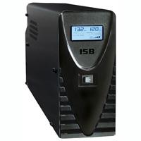NO BREAK SOLA BASIC ISB MICRO SRINET XRN-21-801 800VA / 500 WATTS 8 CONTACTOS C/REGULADOR