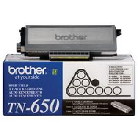 TONER BROTHER NEGRO TN650 ALTO RENDIMIENTO DE 8000 PAGINAS