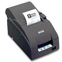 MINIPRINTER EPSON TM-U220D-653, MATRIZ, 9 PINES, SERIAL, RECIBO, NEGRA EPSON C31C515653
