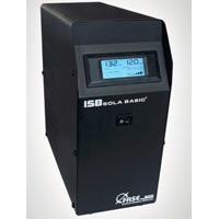NO BREAK SOLA BASIC ISB SRS-21-801, 800VA, 4 CONTACTOS, C/ REGULADOR, C/ CFP SENOIDAL.