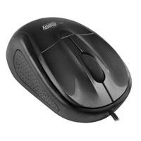 MOUSE OPTICO ALAMBRICO EASY LINE BY PERFECT CHOICE NEGRO USB COMPATIBLE CON WINDOWS XP,VISTA,7/MAC OS
