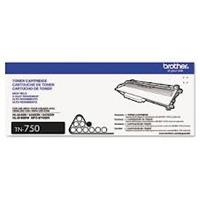 TONER BROTHER NEGRO TN750 DE ALTO RENDIMIENTO 8000 PAGINAS PARA HL/DCP/MFC