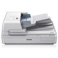 SCANNER EPSON WORKFORCE DS-70000, 70 PPM/140 IPM, 600 DPI, 16 BITS, CAMA PLANA, USB, ADF, DUPLEX, DOBLE CARTA