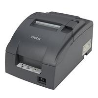 MINIPRINTER EPSON TM-U220B-653, MATRIZ, 9 PINES, SERIAL, AUTOCORTADOR, NEGRA EPSON C31C514653