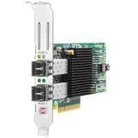 FIBRE CHANNEL HOST BUS ADAPTER HP 82E 8GB 2-PORT PCIE HP AJ763B