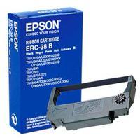CINTA EPSON NEGRA PARA MINIPRINTERS ERC-38B, TMU-200 / TM-300 / TM-U325 / TM-U375 EPSON ERC-38B