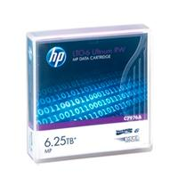 CARTUCHO DE DATOS HP LTO-6 ULTRIUM DE 6.25 TB RW HP C7976A