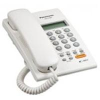 TELEFONO PANASONIC KX-T7705 ANALOGO CON IDENTIFICADOR DE LLAMADAS Y ALTAVOZ (BLANCO) PANASONIC KX-T7