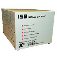 REGULADOR ELECTRONICO DE VOLTAJE SOLA BASIC ISB XELLENCE9000 3 FASES 220Y / 127 VCA. SOLA BASIC ISB