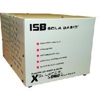 REGULADOR ELECTRONICO DE VOLTAJE SOLA BASIC ISB XELLENCE15000 3 FASES 220Y / 127 VCA. SOLA BASIC ISB