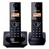 TELEFONO INALAMBRICO DECT BASE + HANDSET, LCD 1.25, CALLER ID, COLOR NEGRO PANASONIC KX-TG1712MEB