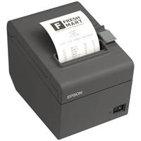 MINIPRINTER EPSON TM-T20II, TERMICA, 80 MM O 58 MM, SERIAL-USB, AUTOCORTADOR, NEGRA