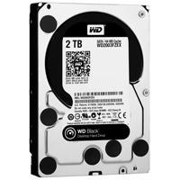 DD INTERNO WD BLACK 3.5 2TB SATA3 6GB/S 64MB 7200RPM P/PC/GAMER/ALTO RENDIMIENTO