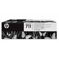 CABEZAL DE IMPRESION HP 711 NEGRO  /  TRICOLOR C1Q10A HP C1Q10A