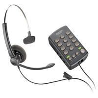 TELEFONO ANALOGICO DE DIADEMA PLANTRONICS T110 PLANTRONICS 79981-01 T110