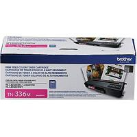 TONER BROTHER MAGENTA TN336M ALTO RENDIMIENTO PARA IMPRIMIR HASTA 3500 PAGINAS