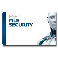 ESET FILE SECURITY (1 SERVIDOR) 1 A?O, LICENCIAMIENTO ELECTRONICO