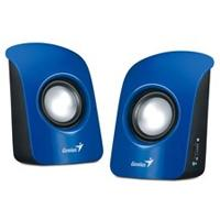 BOCINAS GENIUS SP-U115 1.5 WATTS USB AZUL