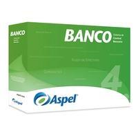 ASPEL BANCO 4.0 - 10 USUARIOS ADICIONALES FISICO ASPEL BCOL10F