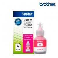 BOTELLA DE TINTA BROTHER MAGENTA BT5001M DE ALTO RENDIMIENTO DE HASTA 5000 PGINAS COMPATIBLE CON TIN