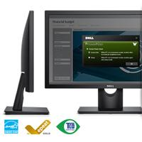 MONITOR LED DELL E2216H 21.5 PULGADAS  /  1920 X 1080  /  60 HZ  /  VGA  /  DISPLAY PORT DELL 861-BB