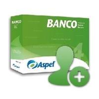ASPEL BANCO 4.0 ACTUALIZACION DE 5 USUARIOS ADICIONALES FISICO ASPEL BCOL5AF