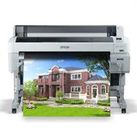 PLOTTER EPSON SURE COLOR T7270 DOBLE ROLLO, 44 PULGADAS (111.76 CM), USB Y TARJETA RED,
