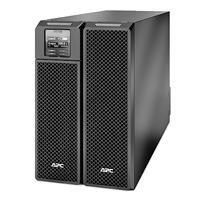 NO BREAK / UPS APC SMART-UPS SRT 10000VA / 10000W 208V TIPO / TORRE 7 CONTACTOS 1 HW 4L6-20R 2 APC S