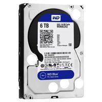 DD INTERNO WD BLUE 3.5 6TB SATA3 6GB/S 64MB 5400RPM P/PC COMP BASICO