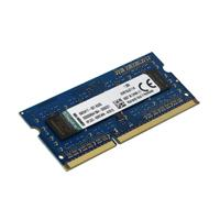 MEMORIA KINGSTON SODIMM DDR3L 4GB PC3L-12800 1600MHZ VALUERAM CL11 204PIN 1.35V P / LAPTOP KINGSTON