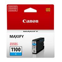 CARTUCHO DE TINTA CANON PGI-1100C CIAN P/MAXIFY MB2010 RENDIMIENTO 340 PAGINAS