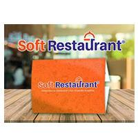 LICENCIA DE CAJA SOFT RESTAURANT STANDARD VERSION 9.5 SIN LIMITE DE NODOS INCLUYE 200 CFDI NATIONAL