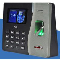 ON THE MINUTE 4.5 K20 TERMINAL HUELLA / RFID / USB 50 EMPLEADOS NATIONAL SOFT OTM-4.5-K20-50