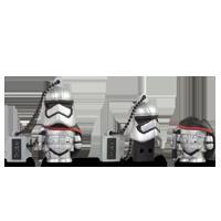 MEMORIA MANHATTAN USB 8 GB - SW TFA CAPITAN PHASMA TRIBE