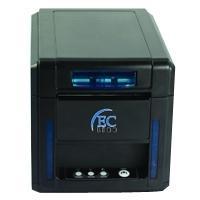 MINIPRINTER TERMICA EC LINE BLUETOOTH -USB LUZ Y SONIDO ESP COCINA EC LINE AUTOCUT 80MM 300MM / SEG