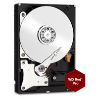 DD INTERNO WD RED PRO 3.5 2TB SATA3 6GB / S 64MB 7200RPM 24X7 HOT PLUG P / NAS 1-16 BAHIAS WD - WEST