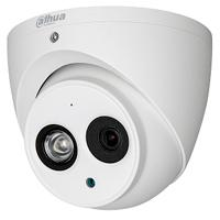 CAMARA DOMO DAHUA HDCVI 1080P/ AUDIO INTEGRADO/ LENTE 3.6MM/ VISION 90 GRADOS/ SMART IR 50 MTS/ IP67