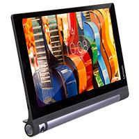 LENOVO YOGA TABLET YT3-X50M/QC MSM8909 1.3GHZ 32BIT/2GB/16GB/ANDROID 6/ /MICRO SD/GPS/4G LTE/WI-FI/BLUETOOTH /10.1/COLOR SLATE BLACK/1 AÑO EN CS