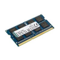MEMORIA KINGSTON SODIMM DDR3 8GB PC3-12800 1600MHZ VALUERAM CL11 204PIN 1.5V P / LAPTOP KINGSTON KVR