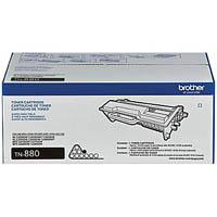 TONER BROTHER NEGRO TN880 12,000 PAG APROXIMADAMENTE SUPER ALTO RENDIMIENTO PARA HLL6200DW HLL6400DW MFCL6700DW MFCL6900DW