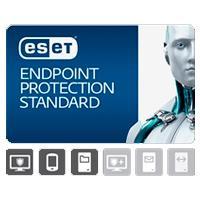 ESET ENDPOINT PROTECTION STANDARD 5-10 USUARIOS 1 AÑO VIGENCIA LICENCIAMIENTO ELECTRONICO RENOVACION