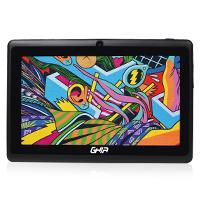 TABLET GHIA ANY 7 QUATTRO BT 47418N/5PTOS/QUAD/1GB/8GB/2CAM/WIFI/ANDROID 5.1/BLUETOOTH/NEGRA