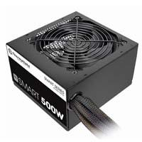 FUENTE DE PODER THERMALTAKE SMART WHITE 500W CERTIFICACION 80PLUS THERMALTAKE  PS-SPD-0500NPCWUS-W