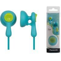 AUDIFONOS TIPO INSERCION (IN-EAR)  PANASONIC RP-HV41PP COLOR AZUL CONECTOR 3.5MM