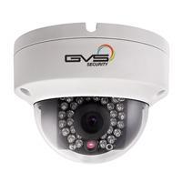 CMARA IP GVS SECURITY TIPO DOMO  /  VARIFOCAL 2.8-12MM  /  2MP  /  IP66  /  ICR POE DWDR GVS SECURIT