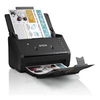 SCANNER EPSON WORKFORCE ES-500, 35 PPM / 70 IMP, 30 BITS, USB, ADF, WIFI, DUPLEX EPSON B11B228201