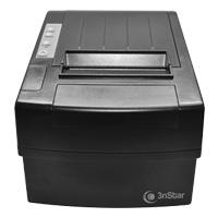 MINIPRINTER TERMICA 3NSTAR RPT010 USB-RS232-ETHERNET NEGRA AUTOCORTADOR 260MM X SEG
