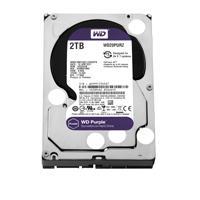 DD INTERNO WD PURPLE 3.5 2TB SATA3 6GB/S 64MB 24X7 PARA DVR Y NVR DE 1-8 BAHIAS Y 1-64 CAMARAS